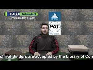 Photo Binders & Pages - Protect, Organize & Store Your Collection