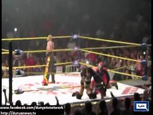 Dunya News - Wrestler dies during match in Mexico