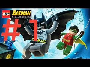 Lego Batman: The video game - Xbox 360 Gameplay #1 || The betrayal of Nightwing?!?!?