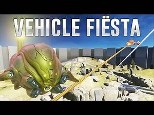 Vehicle Fiësta | Halo 5 Custom