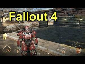 Fallout 4 Episode 14 Tin Man Enters Building and Kills Monkey (1080p60)