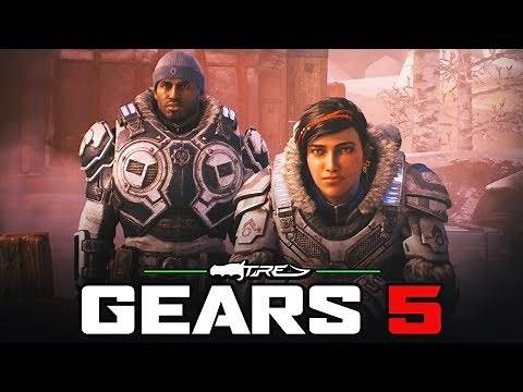 GEARS 5 Campaign Gameplay Walkthrough - PART 2 - ACT 2