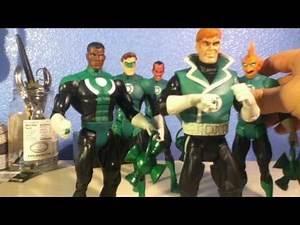 DC Universe Green Lantern's Light Review