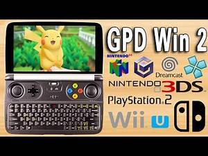 Should You Buy a GPD Win 2 (2019)? - DC/N64/GC/Wii/WiiU/PS2/PSP/3DS