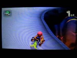 Mario Kart 7 LIVE Narrated Online Race #8 - Bowser's Castle [Blue Shell Hits Me Into Lava!]