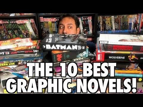 Best Graphic Novels!
