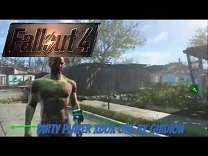 Fallout 4 Xbox One Mods|Dirty Player XBOX One