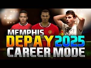 FIFA 15 | MEMPHIS DEPAY IN 2025!!! (CAREER MODE)
