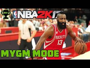 NBA 2K17 MyGM: 3 Moves to make as the Houston Rockets in NBA 2K17 MyGM/MyLeague Mode