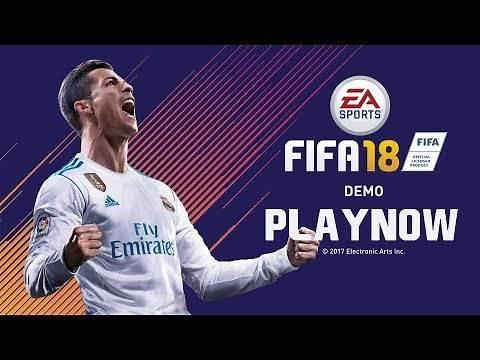 PlayNow: FIFA 2018 (Demo) | PC Gameplay
