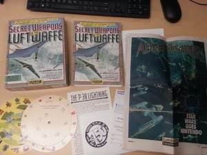 Game Box review 18 - Secret Weapons of the Luftwaffe