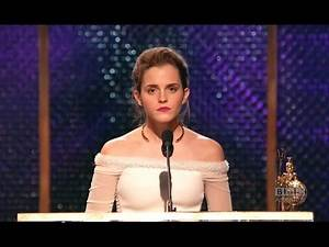 Emma Watson's Harry Potter Hamster Died During Filming - 2014 Britannia Awards on BBC America