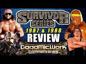 WWE Survivor Series 1987 & 1988 REVIEW