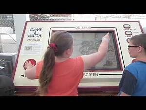 World's Largest Playable Game & Watch!