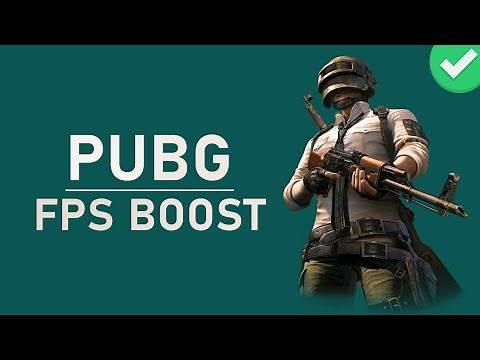 PUBG - How To Boost FPS & Increase Performance for Low-End PC! 2020