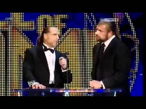 WWE Hall of Fame 2012 - Full Show