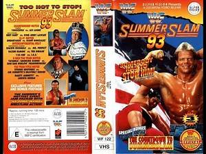 WWE (WWF) Summerslam 1993 Review || The Lex Express || Fat Chance! Somebody Has To Stop Him!