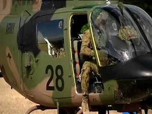 Channel 7 Rockhampton - Helicopter Story