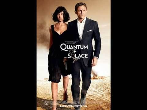 Quantum Of Solace OST 21st