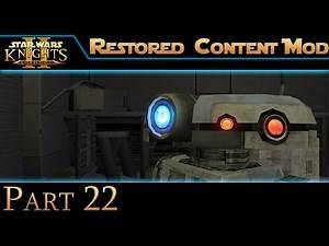 Star Wars: Knights of the Old Republic II - Part 22