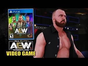 AEW VIDEO GAME UPDATE! New Details, Gameplay Style & Announcement Hint! (All Elite Wrestling Game)