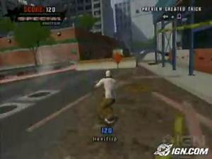 Tony Hawk's Underground PlayStation 2 Gameplay_2003_10_08_3