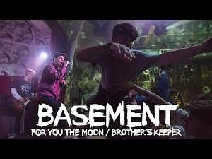 Basement - For You The Moon Brother's Keeper LIVE at Deaf Institute Manchester
