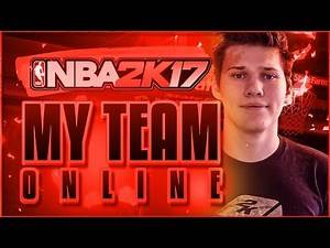 AND WE BACK NBA 2K17 #1