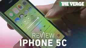 iPhone 5C hands-on review