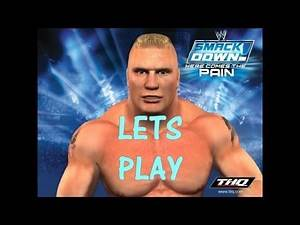 WWE SmackDown: Here Comes The Pain! Playthrough Part 1