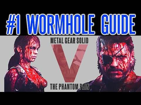 MGSV Phantom Pain - Wormhole Fulton Guide | Legendary Jackal | Eli's Challenge | Wormhole How To