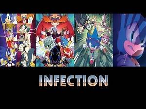 IDW Sonic The Hedgehog (Infection Arc) Review