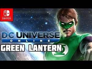 DC Universe Online - Superman Walkthrough Part 5 Helping Green Lantern (Nintendo Switch)