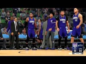NBA 2K17 Kings MyGM | I Managed To Get Trade In The Title | New Backup Point Guard? Maybe?