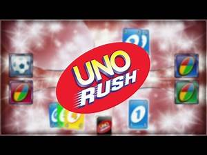 MOST INTENSE CARD GAME!! - UNO RUSH (With Facecam)
