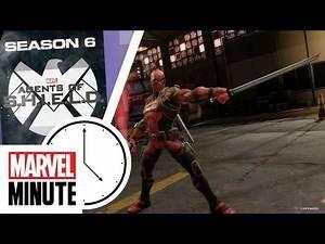 Deadpool! Marvel Strike Force! S.H.I.E.L.D. S6 and More!   Marvel Minute