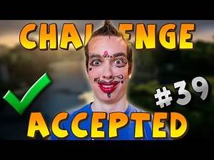 CHALLENGE ACCEPTED! #39 [PRETTY PARKER!]