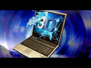 Rare World's First 3D Laptop With No Glasses Required From 2004 (Sharp PC-RD3D)