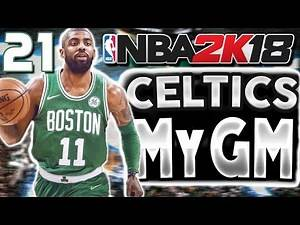 I QUIT   NBA 2k18 MyGM Celtics Ep 21