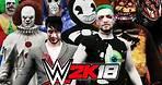 Halloween Rumble: Anti-SepticEye, Darkiplier, DanTDM, H2O Delirious, Pennywise & More | WWE 2K18