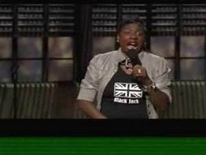 """Gina Yashere The only British comic EVER on """"DEF COMEDY JAM"""""""