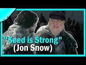 George R.R. Martin deceived us with Jon Snow's appearance