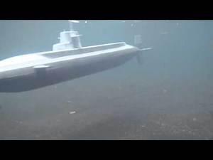 Seawolf Doctor at bottom waiting for Akula Submarine.MP4