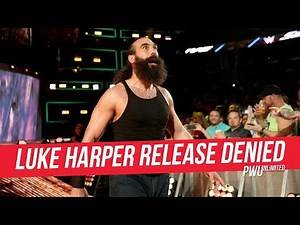 WWE Reportedly Denies Luke Harper's Release, Adding Six Months To Contract