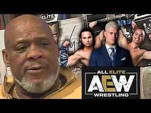 Tony Atlas Shoots on AEW, Offers Khan Family Advice :: Wrestling Insiders