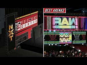 The BEST Custom Arenas EVER In WWE 2K19 #3