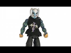 Jeff Hardy Full Metal Hardy TNA Impact Wrestling Ringside Collectibles Exclusive Unboxing & Review!!