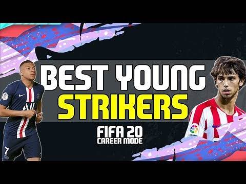 Best Young Strikers Fifa 20 Career Mode