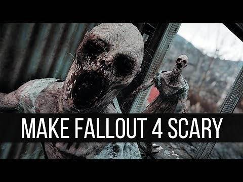 8 Mods to Make Fallout 4 Genuinely Scary