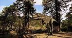 Walking With Dinosaurs BBC [6] - Death Of A Dynasty (part 4)